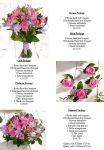Rose and Freesia package